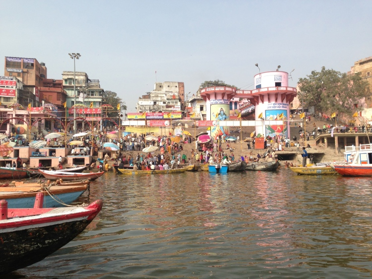 The Main Ghat