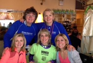 Ann Griffiths, Beth DuPree Marsha Blackburn, Renee Ellmers, Lesley Jane Seymour