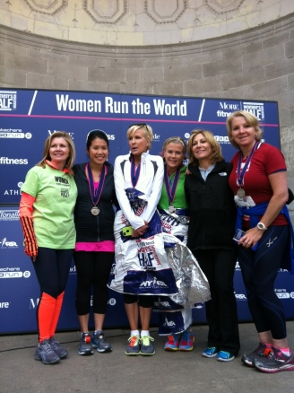 Congresswoman Blackburn, Betty Wong, Mika Brzezinski, Alison Sweeney, Lesley Jane Seymour, Beth DuPree